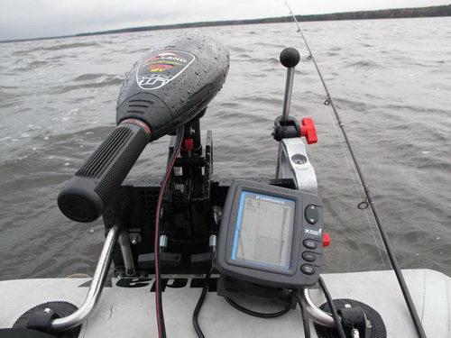 скорость электромотор для лодки