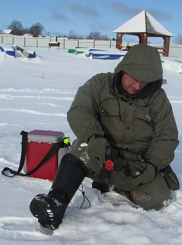 как носить термобелье на рыбалке