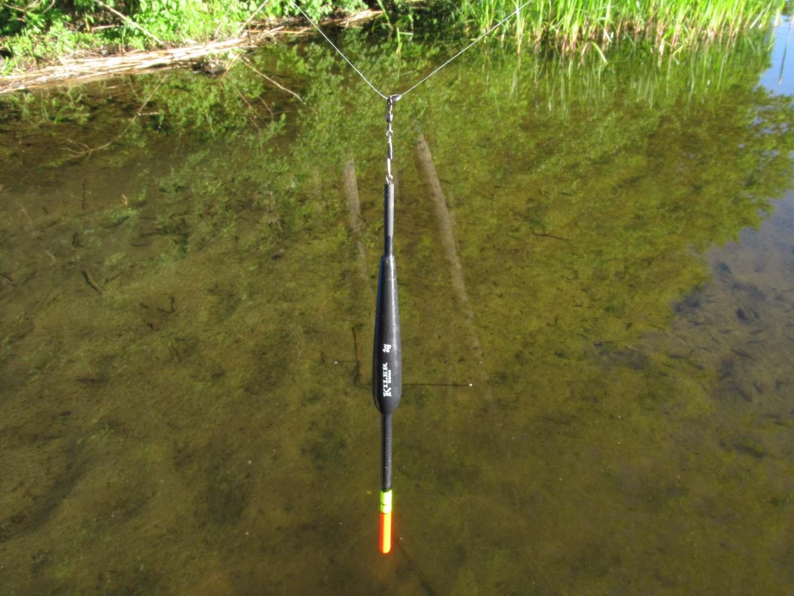 Рыбалка на маховую удочку весной, Ловля весной на маховую удочку Рыбалка - клев тут 16 фотография