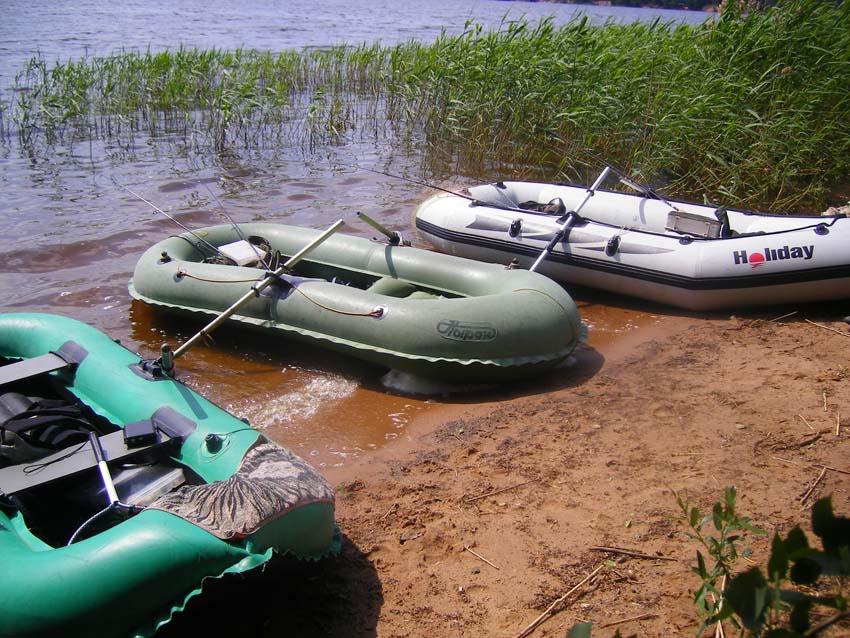 какие минусы у лодки пвх